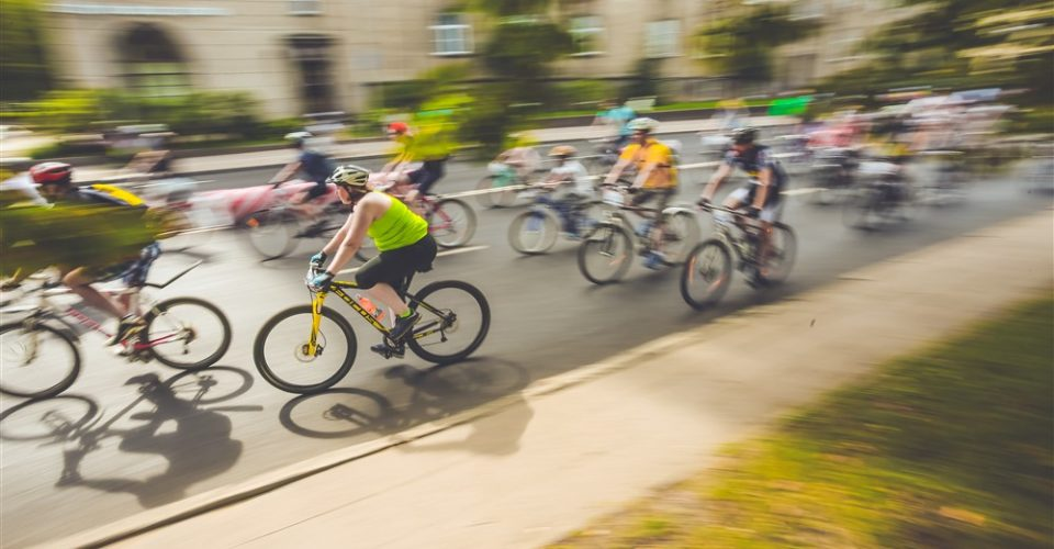 ar galima važiuoti dviračiu su hipertenzija